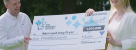 Lotto Winners: Couple with Seriously ill Baby Win £1million EuroMillions Jackpot with UK Millionaire Maker