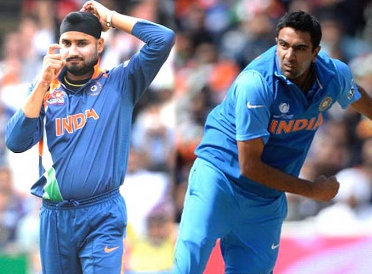 Harbhajan included in Indian team as cover for Ashwin