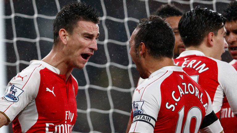 Arsenal beat Everton, go top of the table – English Premier League Match Report