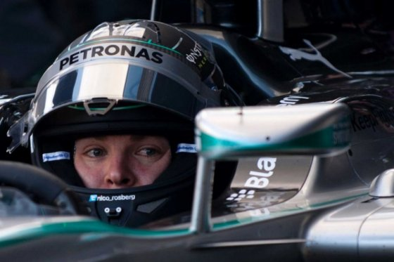 F1: Rosberg Seals Easy Abu Dhabi Win