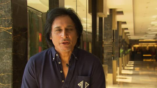 Rameez Raja and Mohammad Yousuf involved in shameful bust-up