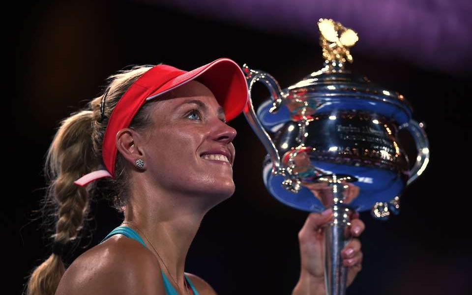 Angelique Kerber shocks Serena Williams to win Australian Open title
