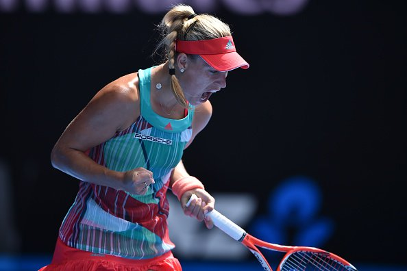 Williams, Kerber in Australian Open final