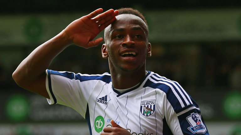 Newcastle Bid £21m for West Brom's Saido Berahino