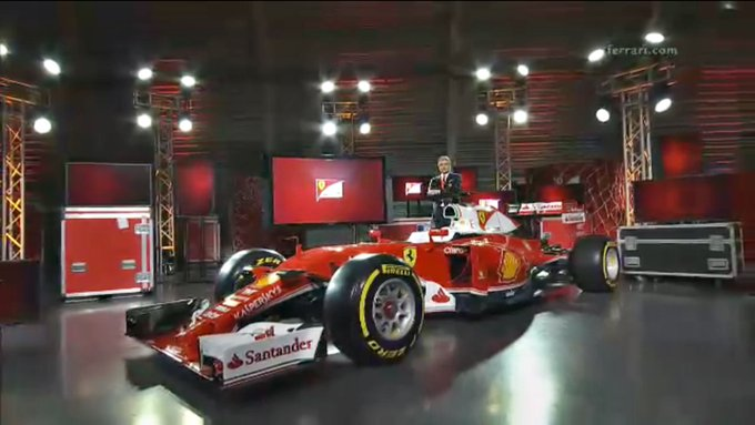 F1 News – Ferrari launch SF16-H