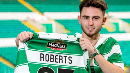 City's Patrick Roberts Signs for Celtic