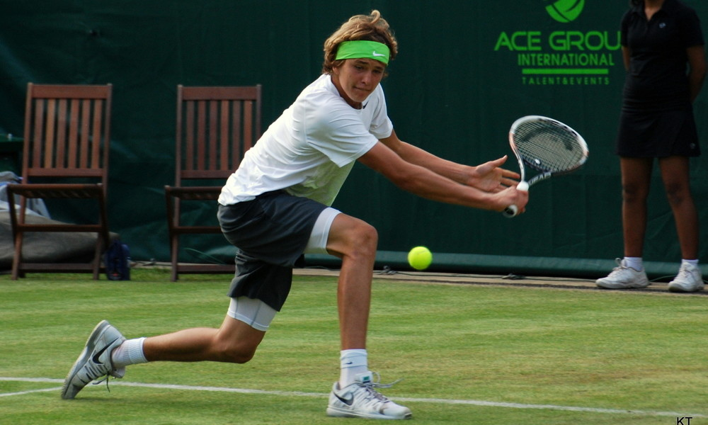 ATP NextGen Players to Watch at Wimbledon 2016