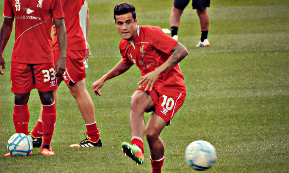 Philippe Coutinho (Liverpool)