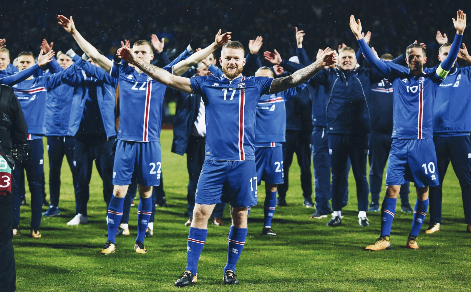 Iceland hoping for another fairy tale