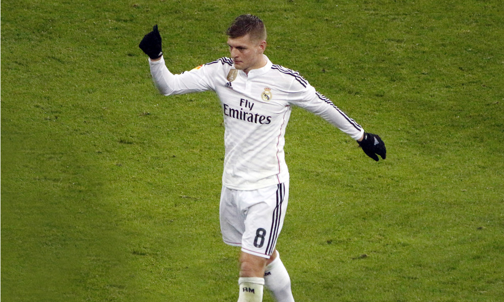 Tony Kroos (Real Madrid)