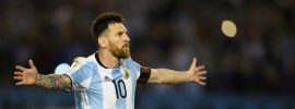 Messi to shine for Argentina
