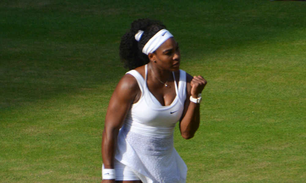 Wimbledon 2016 Schedule & Order of Play, Live Stream: Ladies Quarter Finals with Serena & Venus Williams, Dominika Cibulkova, Angelique Kerber and Simona Halep: Serena Williams (USA)