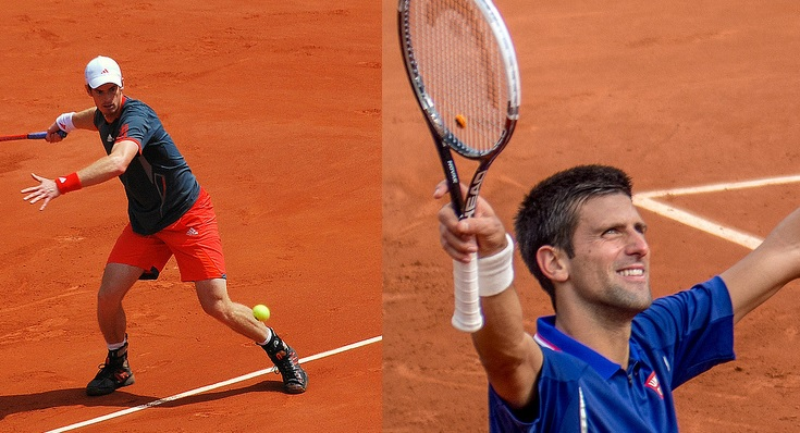 French Open Final Preview – Novak Djokovic vs Andy Murray