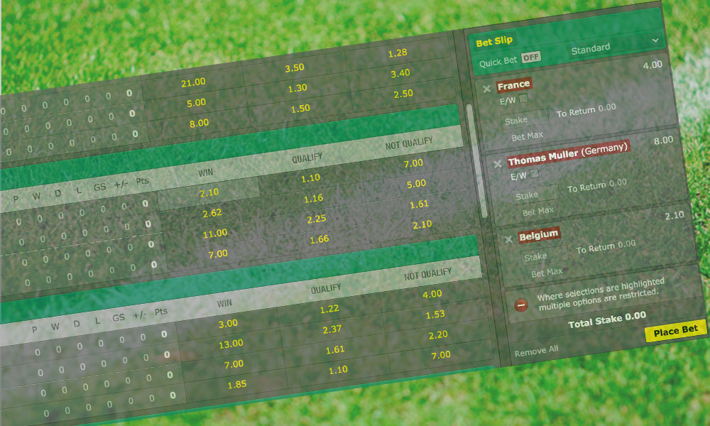 Euro 2016 Betting tips – the best betting tips for the Euro 2016. With tips to improve your Euro 2016 betting strategy