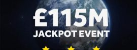 Where can I buy EuroMillions Superdraw tickets online? £115 Million Jackpot at Stake!