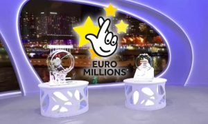 EuroMillions Logo Draw