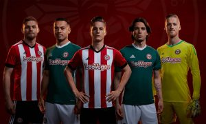 LeoVegas new Kit Sponsor Brentford FC
