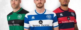 Queens Park Rangers sign online casino Royal Panda as Shirt Sponsor