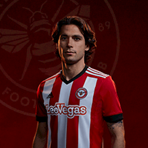 Brentford FC Home Kit 2017/18
